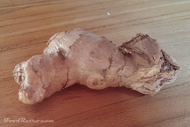 Ginger as an anti-inflammatory