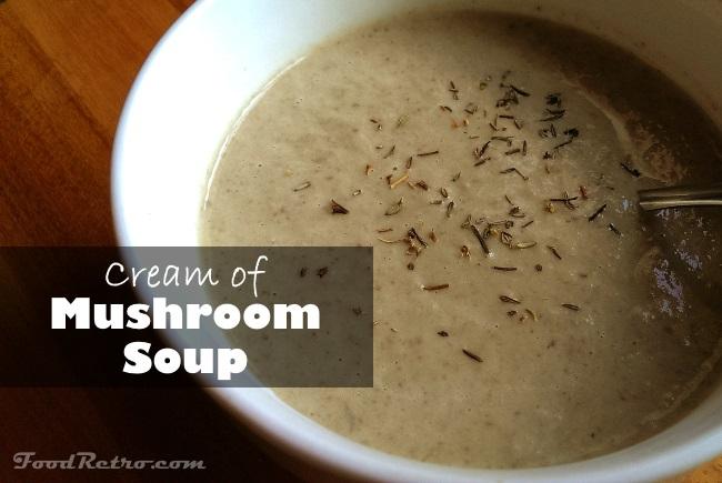 Carnation Cream of Mushroom Soup