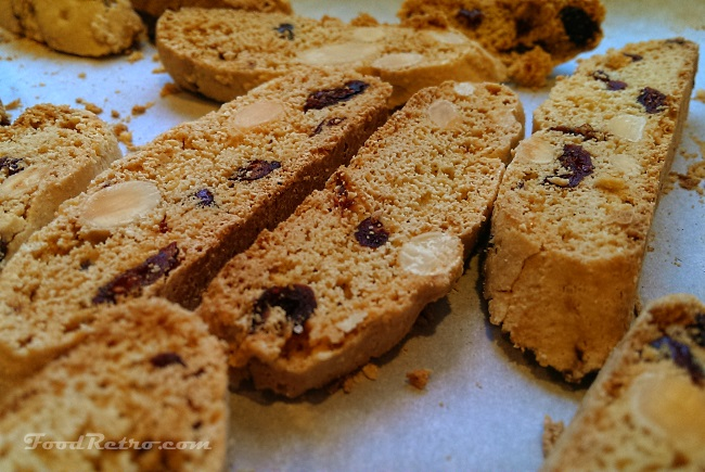 Basic Biscotti Cookie