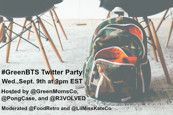 #GreenBTS Twitter Party