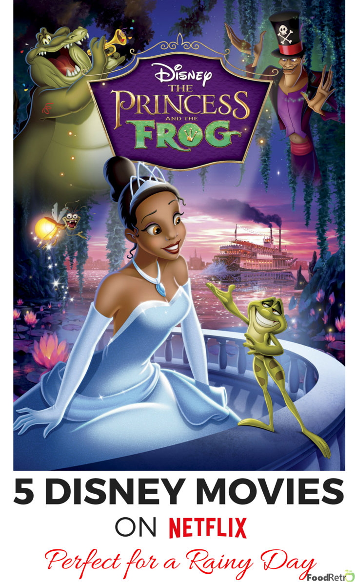 5 Disney Movies on Netflix Canada Perfect for a Rainy Day