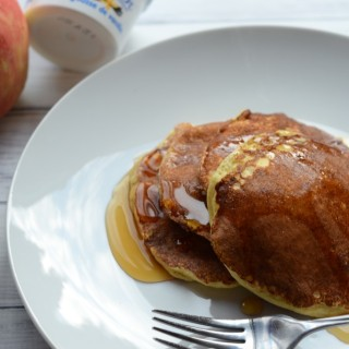 Cottage Cheese Pancakes 2